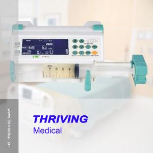 Multichannel Stackable Syringe Pump (THR-SP180C) pictures & photos