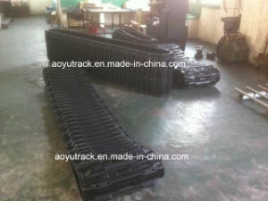 Rubber Track for Hagglund BV206 pictures & photos