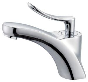 Sanitary Ware G56001 Single-Hole Basin Mixer Basin Faucet pictures & photos
