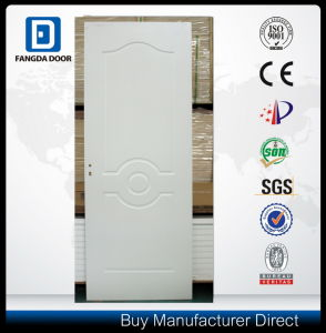 Bedroom Door Designs India MDF/PVC Wood Door pictures & photos