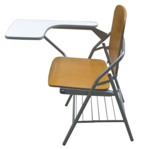 China Hot Sale Student Folding Classroom Chair With