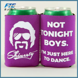 Stubby Cooler, Promotional Insulated Neoprene Can Cooler pictures & photos