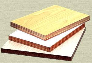 Melamine Plywood for Decoration