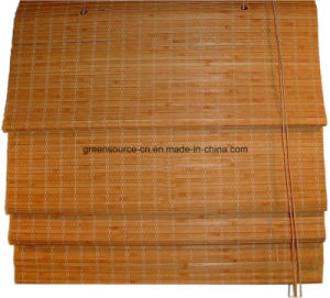Bamboo Blind in Roller and Roman Style pictures & photos