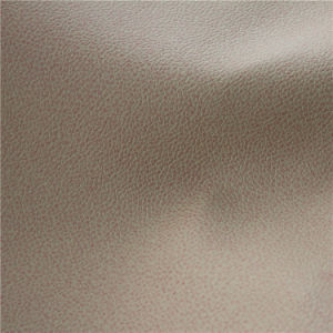 High Abrasio-Resistant Genuine Leather Touch Feel Dedicated Microfiber Automotive Leather pictures & photos