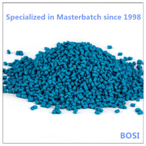 Color Matching Blue Masterbatch for Injection