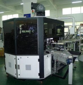 Multi - Colour Automatic Lighter Screen Print Machine with UV Dryer pictures & photos