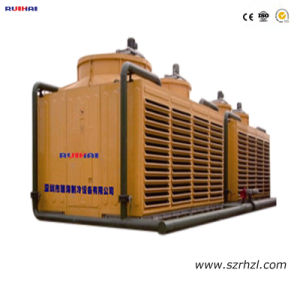 High Quality Open Type Square Cross Flow Cooling Tower pictures & photos