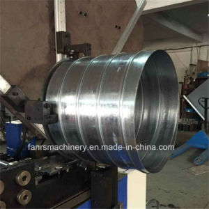 F2000 Ventilation Duct Machine Tubeformer pictures & photos