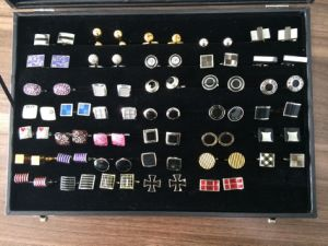 Latest Fashion Men′s Top Quality Metal Cufflink pictures & photos