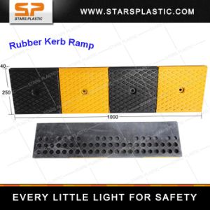 Kr-A75-16 Rubber Curb Ramp to Help pictures & photos