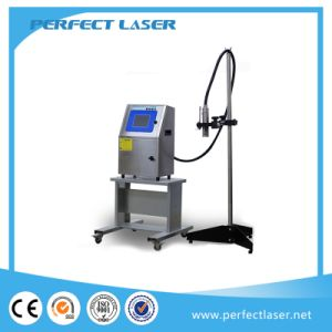 Date Number Inkjet Printing Machine for Botle and Plastic Bag pictures & photos