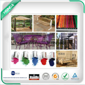 Metallic Furniture Paint Solid Thermo Antique Powder Coatings pictures & photos