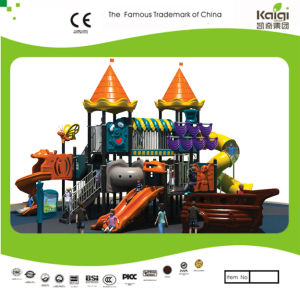 Kaiqi Large Ship Themed Children′s Playground (KQ20082A) pictures & photos