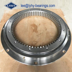 Light Series Four-Point Contact Ball Slewing Bearings with an Internal Gear (RKS. 220411) pictures & photos