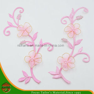Flower Embroidery Patch for Decoration (EP-04) pictures & photos