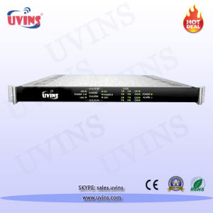 DVB 8 in 1 IP Transcoder pictures & photos