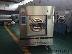 2017 Fully Automatic Industrial Hotel Washing Machine with Ce/ISO Certificate pictures & photos