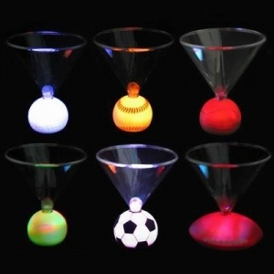 LED Glass Cup (JINBO) pictures & photos