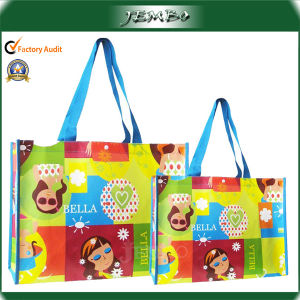 Logo Print Advertising Quality PP Woven Promotion Bag pictures & photos
