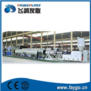 25mm High Speed PVC Pipe Manufacturing Plant pictures & photos