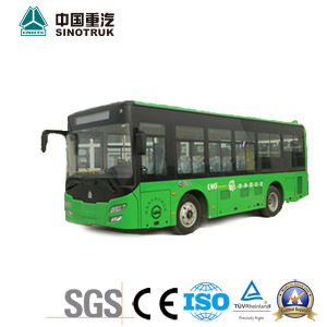 Top Quality Big City Bus of HOWO pictures & photos
