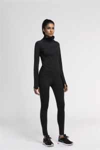 Ladies Professional Sport Top with Special Coverstitching (SP16104)