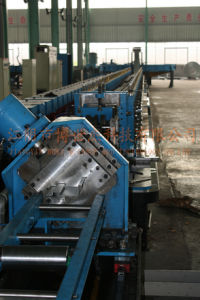 T-Type Elevator Guide Rail (T127-1/B) Roll Forming Machine Supplier Turkey pictures & photos