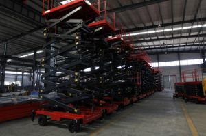 High Standard Scissor Lift with CE pictures & photos