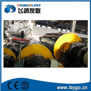 PVC Braided Hose Pipe Machine pictures & photos