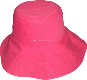 100% Cotton Wholesale Cheap Bucket Hats pictures & photos