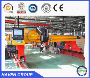 CNCDG-4000X15000 CNC Plasma and Flame Cutting Machine pictures & photos