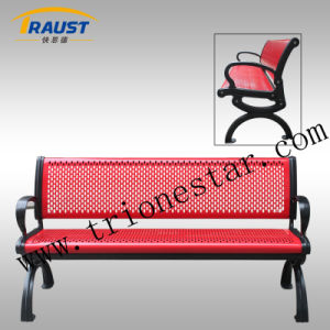 High Quality Outdoor Steel Garden Bench pictures & photos