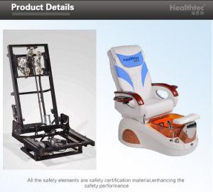 Original Profession Fiberglass Tub Plumbing Free SPA Pedicure Chair Used pictures & photos