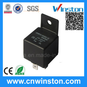 Miniature Plastic Shell Plug in Automotive Electromagnetic Relay with CE pictures & photos