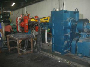 Two Years Warranty EPDM Strip Rubber Extruder Xj-85 pictures & photos