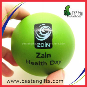 Hot Sale Custom Promotional PU Stress Ball