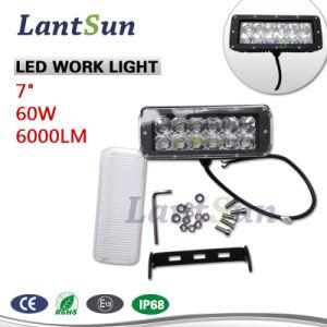 60W Spot/Flood Beam LED Work Light Car Light pictures & photos