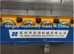 Hxe-450/13dl Copper Rod Breakdown Machine Continuous Annealer pictures & photos