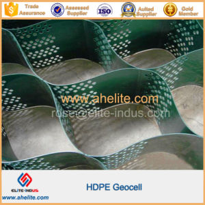 (50mm-300mm height) Retaining Wall Plastic HDPE Geocell pictures & photos