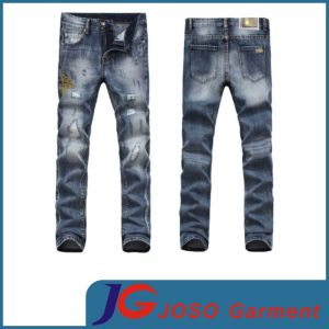 Jeans Pants Material New Design Pants Hot Jeans (JC3366) pictures & photos