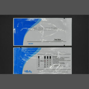Whole Blood/Serum/Plasma HIV Self Test Kit pictures & photos