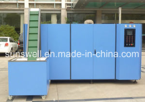 China Manufacture 500ml Pet Plastic Botlte Mould Blowing Machine pictures & photos