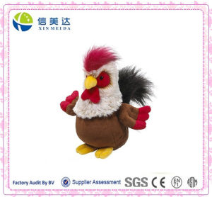 Realistic Stuffed Cock Plush Toy pictures & photos