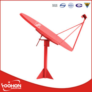 120 Cm Ku Band Satellite Dishes pictures & photos