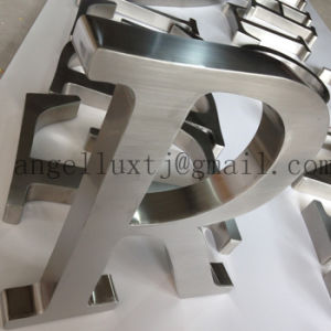 Stainless Steel Sign Letters and Logo for Property Names and House Numbers pictures & photos