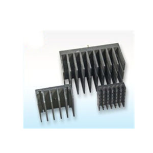 Custom Extruded Aluminum Heat Sink, Custom Forging Aluminum Heat Sink pictures & photos