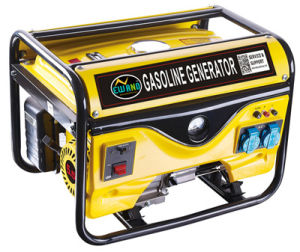 2kw Household Easy Use Portable Gasoline Generator pictures & photos