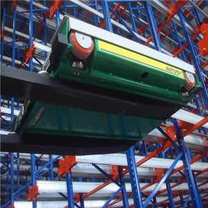 Hot Selling Fifo Radio Shuttle Racking Systems with Heavy Duty Upright and Steel Pallet Assembled pictures & photos