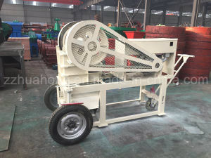 Used Small Disel Engine Jaw Crusher, Mobile Jaw Crusher Price pictures & photos